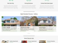 JM Real Estate Ads Joomla Theme