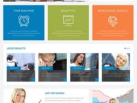 JM Services Joomla Theme