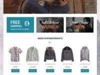GCK Store Joomla Theme