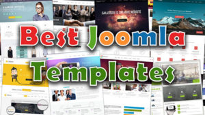 Best Multi-Purpose Joomla Templates