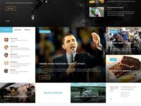 Content King Joomla Template