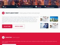 im Event Joomla Template