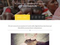 JA Charity Joomla Template