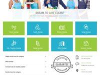 JM Cleaning Company Joomla Template