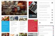 Journan Joomla Template