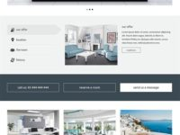 JM Apartments Joomla Template
