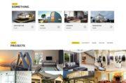 Mega Architecture Joomla Template