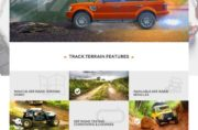 Off Road Joomla Template