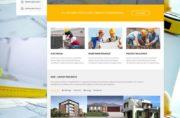 Flatbuild Joomla Template