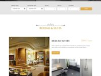 Resort Joomla Template