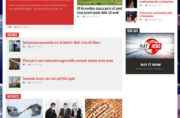 FlatNews Joomla Template