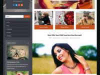 BlogBox Joomla Template