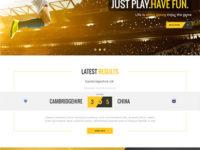 Sport.AK Joomla Template