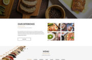 JM Best Food Bar Joomla Template