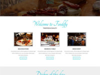 Foodify Joomla Template