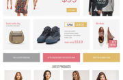 JM Trendy Joomla Template