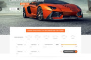 Auto Club Joomla Template