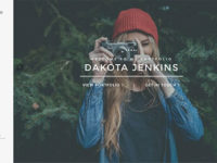 JM Portfolio Joomla Template