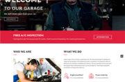 Garage Joomla Template