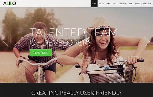 Creative Design Studio Joomla Template