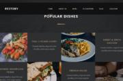 Restory Joomla Template