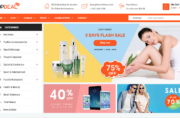 TopDeal Joomla Template
