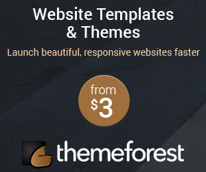 Best Joomla Templates - Themeforest.net